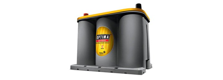 Optima YellowTop Deep Cycle Battery