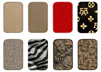 Carpet Mats Color Solutions Variety