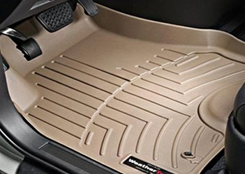 Custom Floor Mats Tan