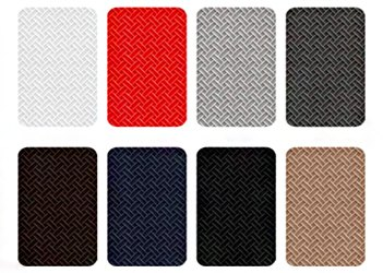 Rubber Mats Color Solutions Variety