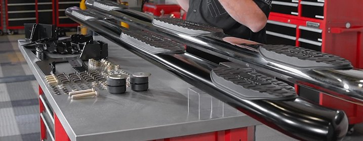 Running Boards General Overview Of Installation Process