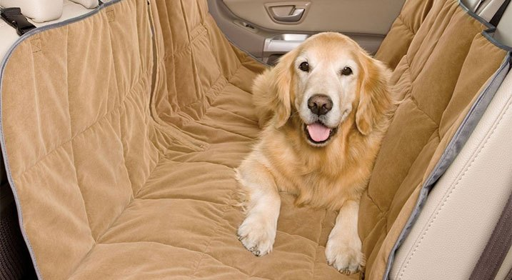 Hammock Style Pet Seat Covers
