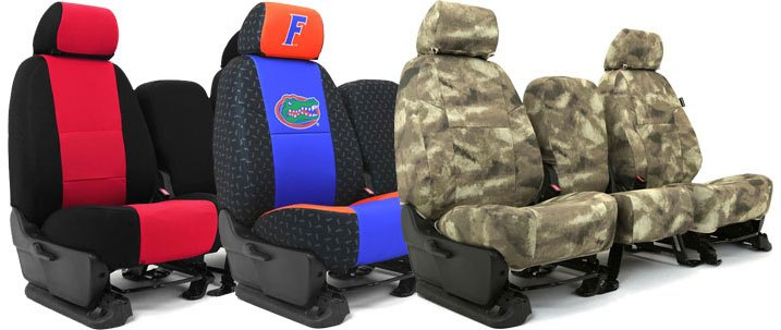 Seat Covers In Multiple Choices