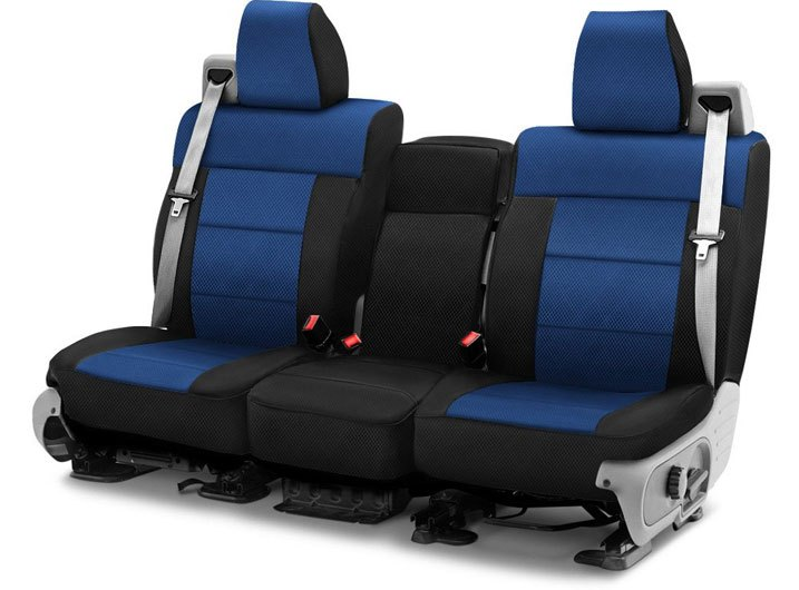 Two-Tone Seat Covers Color Choices
