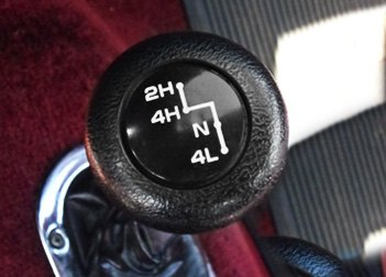 4x4 Shifter Pattern Design