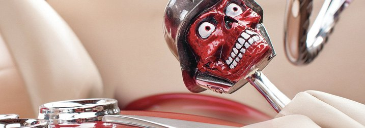 Humorous Custom Shift Knobs