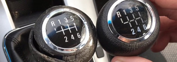 Shift Knobs Old And New