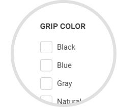 Grip Color Category