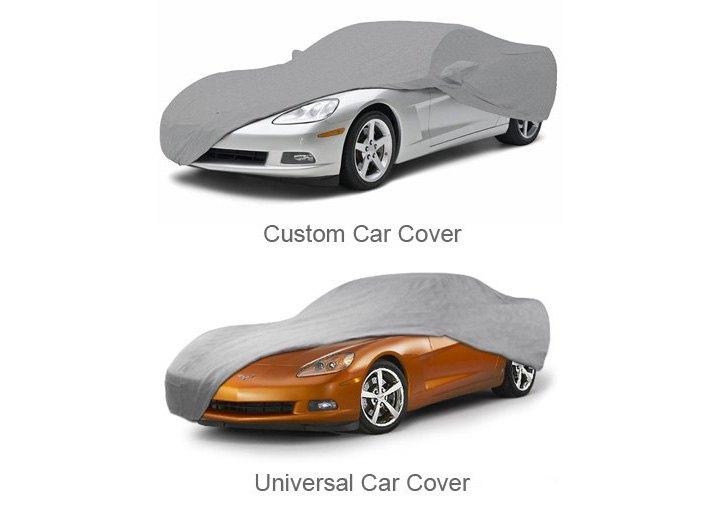 should i get a custom fit or a universal car cover. Black Bedroom Furniture Sets. Home Design Ideas