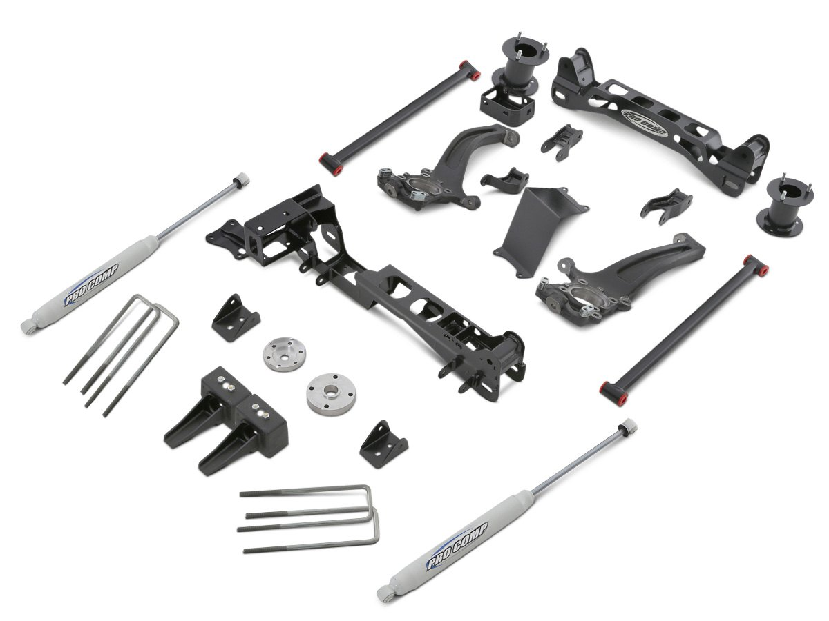Lift Kit Components