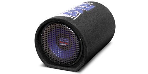 The Pyle 8-inch Carpeted Subwoofer Tube System - CARiD.com