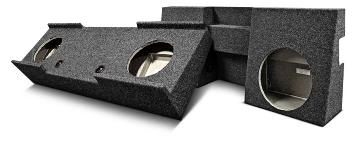 Empty Subwoofer Boxes & Enclosures