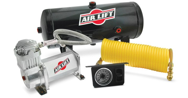 Air Lift Quickshot Compressor System