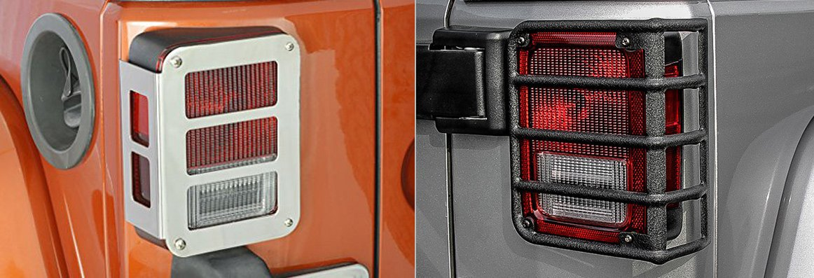 Paramount Tail Light Guards