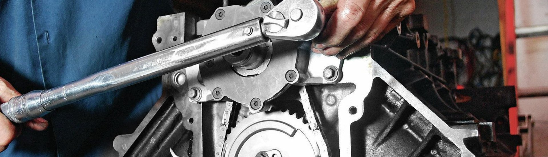 Timing Belts, Chains & Gears