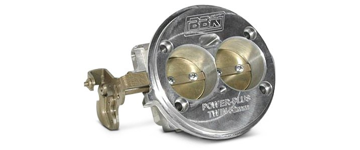 BBK Power Plus Throttle Body