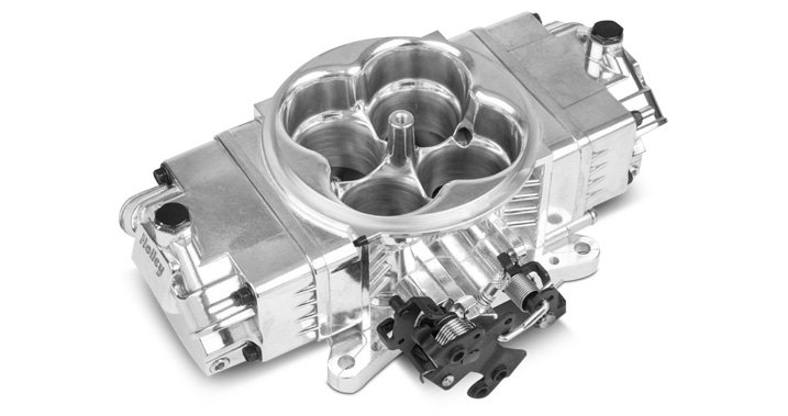 Holley Terminator Stealth Throttle Body