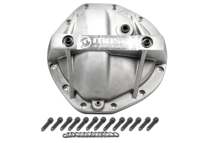 Moser Engineering Aluminum Differential Cover