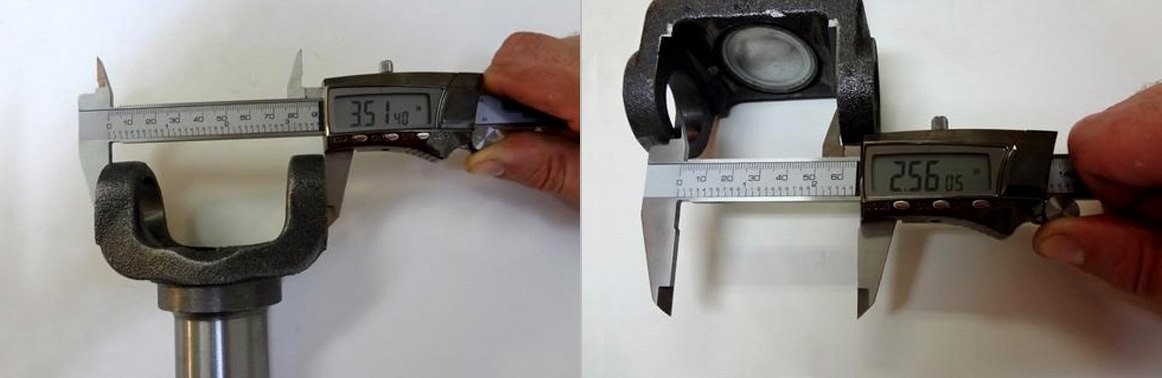 Outside / Inside Lockup Measurement