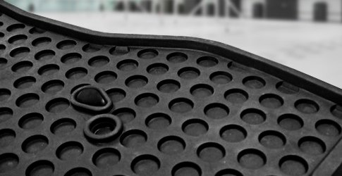 Rubber Floor Mats Anchoring System
