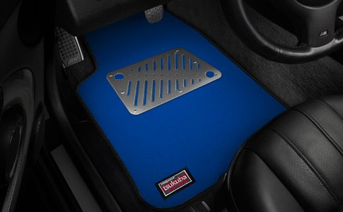 WeaponR Aggressive Pattern Floor Mat