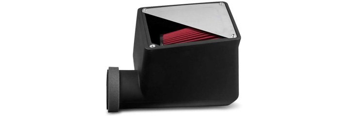 Airaid Intake System With Performance Air Filter And Cut-To-Fit Air Intake Tube