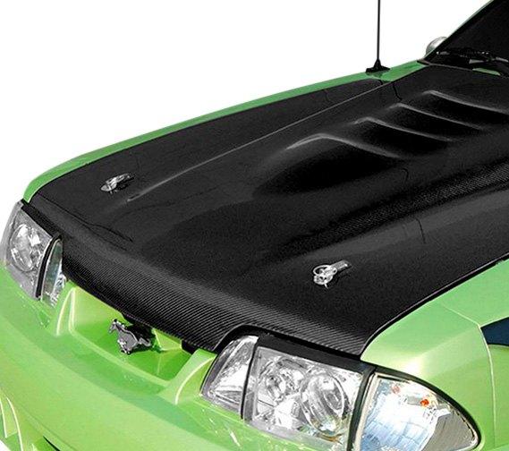 What Are My Choices For Custom Hood Materials - Custom under car hood