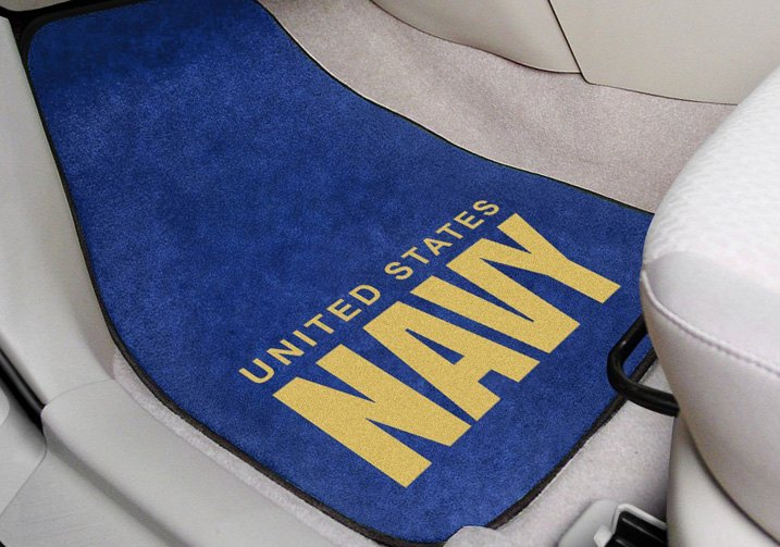 Floor Mats With Armed Forces Logos