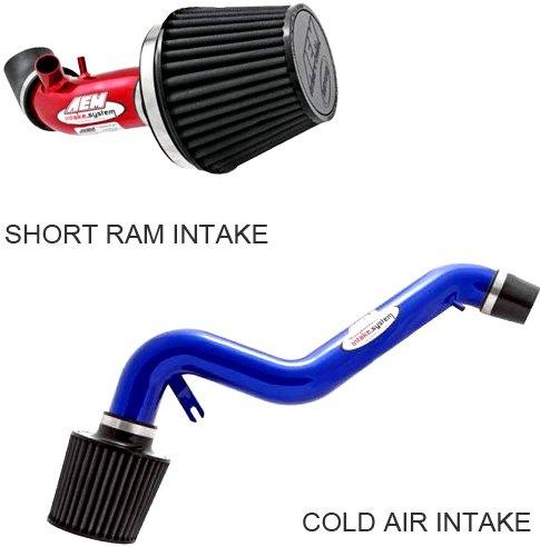 Shor Ram Intake vs Cold Ram Intake