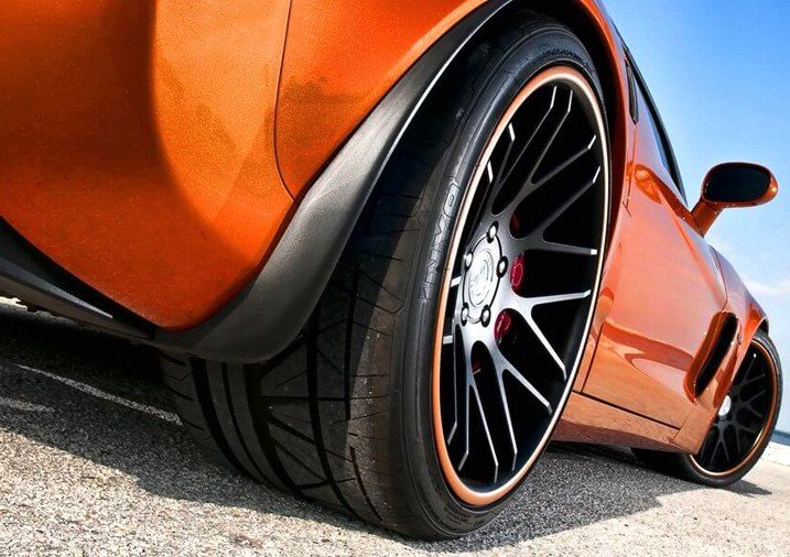 Staggered Wheel Fitment