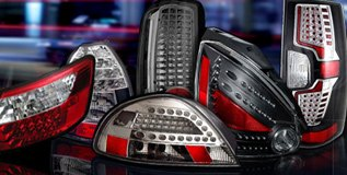What is the Difference Between Euro and LED Tail Lights?