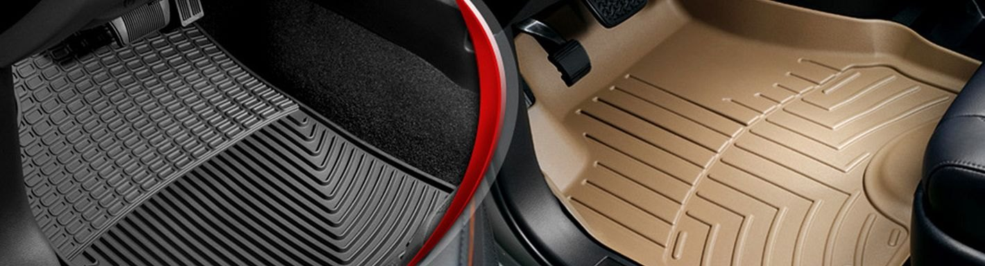 What is the Difference Between Floor Mats and Floor Liners?