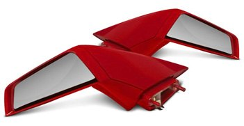 Oracle Lighting Red Concept Custom Mirrors