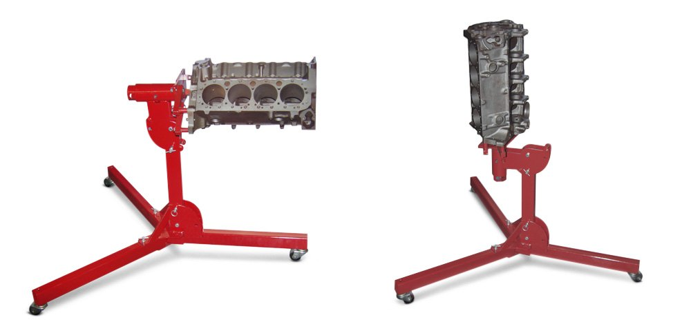 Auto Dolly Folding Engine Stand