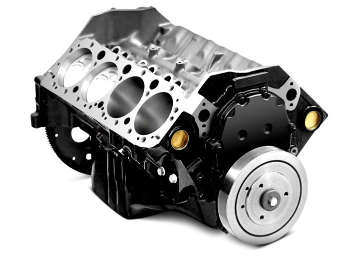 Typical V8 Engine Block
