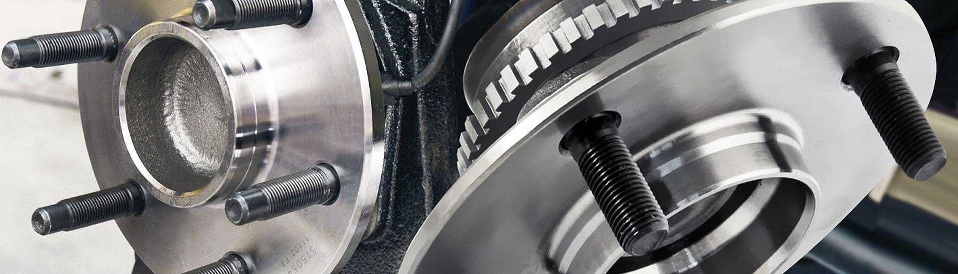 Wheel Bearings: Descriptions of Bearings, Races, Seals, and Hubs