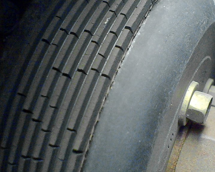 Badly Cracked Serpentine Accessory Belt