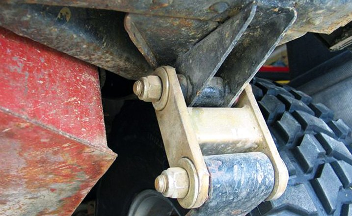 Leaf Spring Shackles