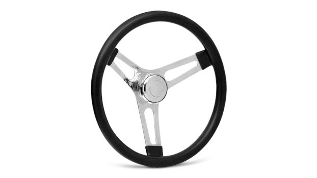 GT3 Competition Bell Style Rubber Steering Wheel
