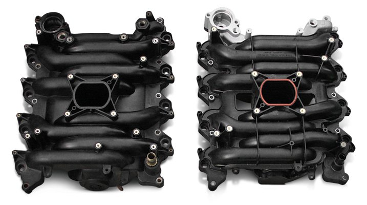 Plastic Intake Manifold : Why does my car have a plastic intake manifold