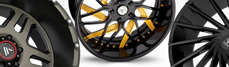 Asanti Wheels & Rims