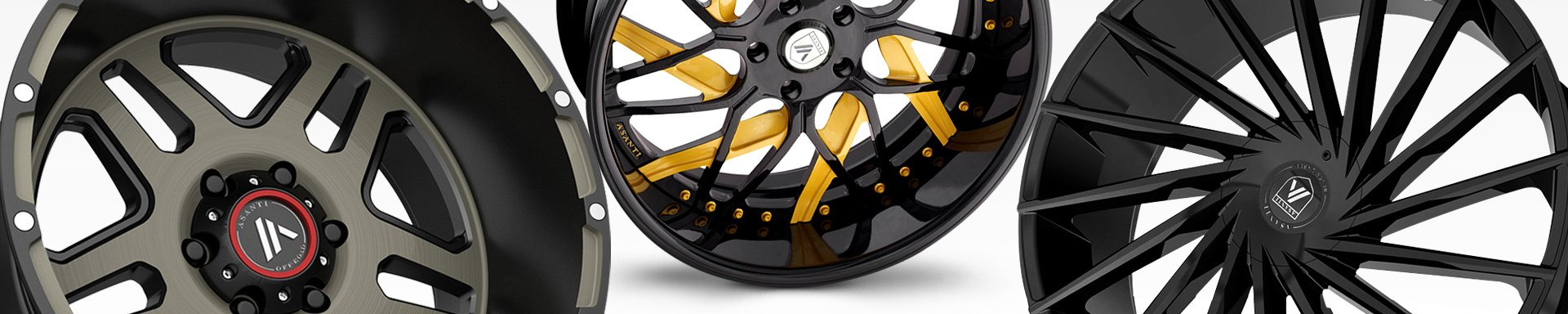 Universal Asanti WHEELS & RIMS
