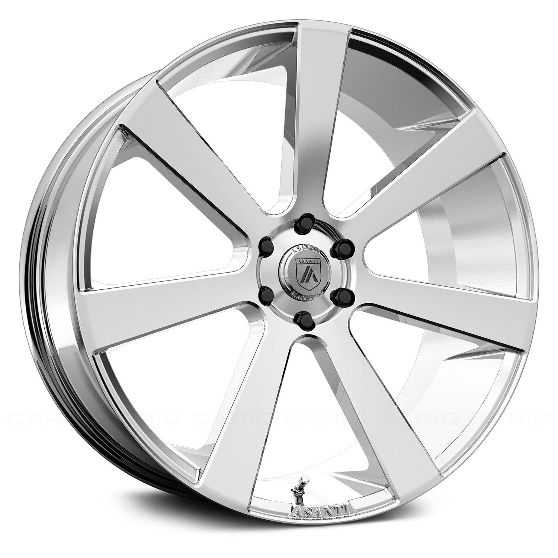 Asanti Abl 15 Chrome Wheels Rims