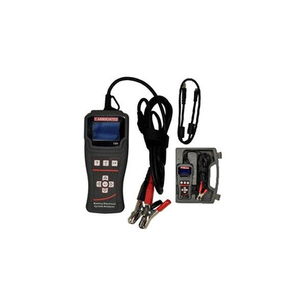 Associated Battery Tester : Associated equipment battery tester