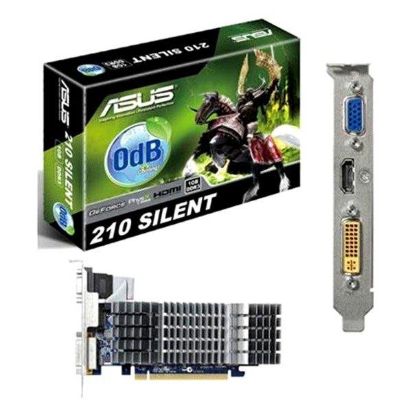 Asus en210 silent 1gb ddr3