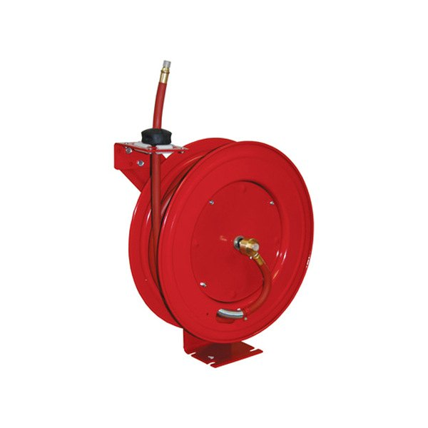 3/8 retractable air hose reel