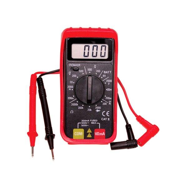 Electronic Testing Instruments : Atd digital mini multimeter
