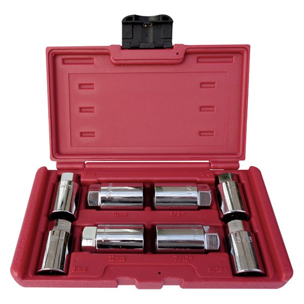 ATD 6 Mm-12 Mm 8-Piece SAE/Metric Roller-Type Stud