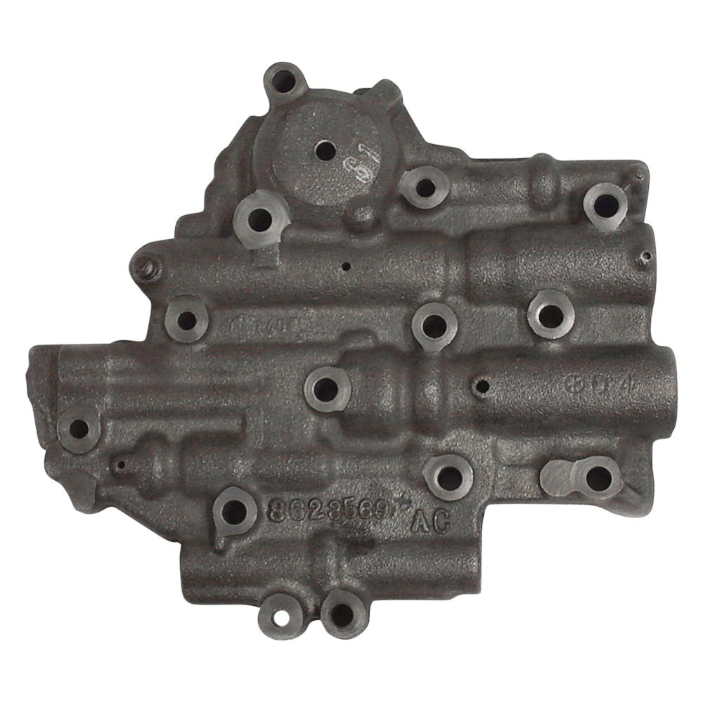 ati performance 403080 compu flow transmission valve body with trans brake. Black Bedroom Furniture Sets. Home Design Ideas