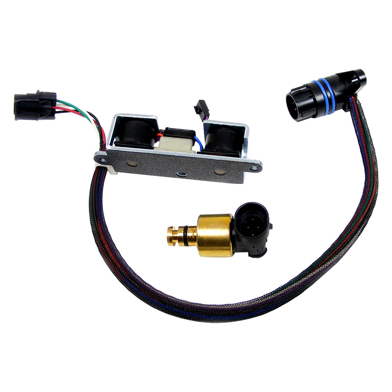 Automatic Transmission: Automatic Transmission Control Solenoid